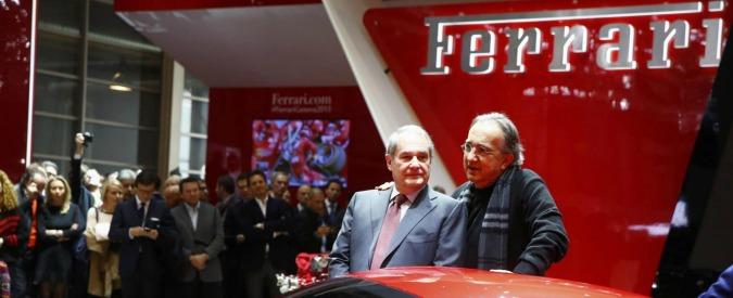 Ferrari, Marchionne studia una holding olandese. Con più voti e soldi per Agnelli