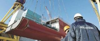 Monfalcone, operaio 19enne muore schiacciato da carico di cemento di 700 chili in Fincantieri