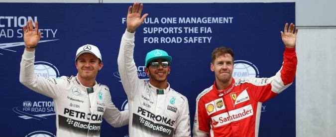 Formula 1, in Malesia Ferrari in prima fila con Vettel. Hamilton in pole position