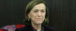 """Blocco pensioni, Fornero: """"Nella mia riforma non c'era. Chiesto da Tesoro"""""""