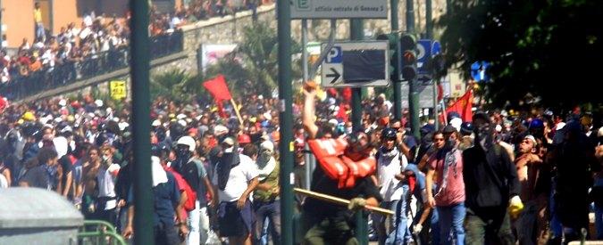 G8 di Genova, quando il massacro di classe ebbe inizio