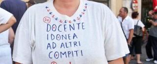 Precari scuola, Renzi dimentica gli idonei di Profumo. E la riforma rischia di saltare