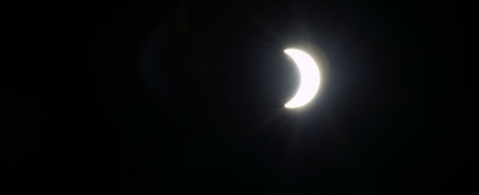 Eclissi di sole 2015, le foto dal mondo