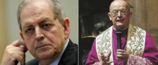 Ercole Incalza, l'inchiesta bussa in Vaticano: il conto Ior di monsignor Gioia