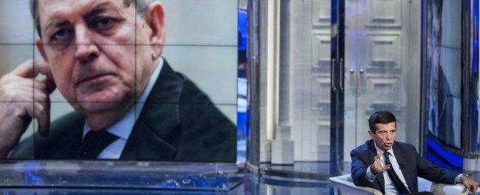 Incalza e Lupi, le paure del manager e del ministro: Renzi e Cantone