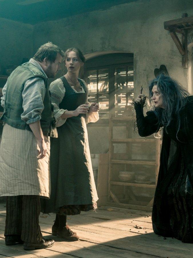 Into the Woods, quattro favole nel musical della Disney con Meryl Streep e Johnny Depp