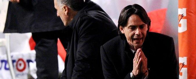 Milan, metamorfosi Inzaghi. Da bomber a tecnico del disastro – Fatto football club