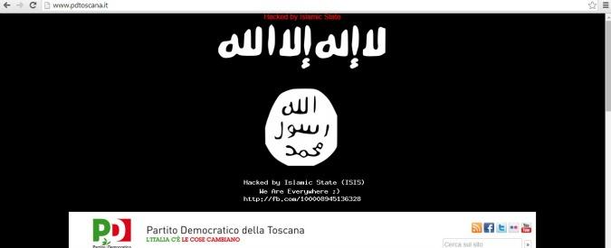 """""""Hackerati i nostri siti web, è stato l'Isis"""". Le casalinghe e il Pd ci credono davvero"""