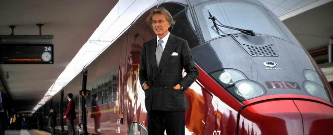 Sciopero Italo 10 aprile, il primo nella storia dei treni di Montezemolo