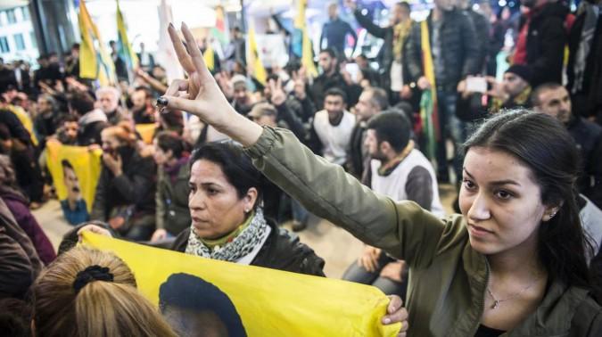 8 marzo: dedicato alle combattenti kurde