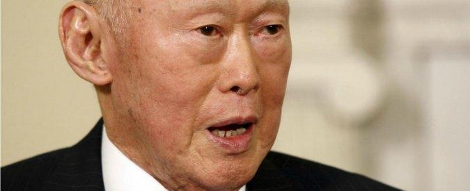 Lee Kuan Yew è morto, addio al padre fondatore della Singapore moderna
