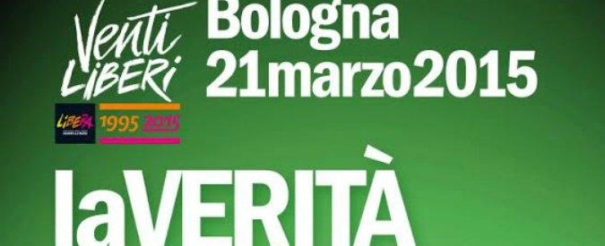 """Giornate della memoria e dell'impegno di Libera, Ciotti: """"Italia ha bisogno di verità"""""""
