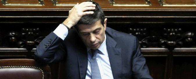 """Dimissioni Lupi: """"Scelta mia, non le ha chieste Renzi"""". Il premier: """"Saggio"""""""