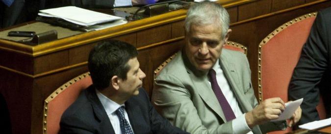 """Dimissioni Lupi, l'imputato Formigoni: """"Gesto non dovuto, non è indagato"""""""