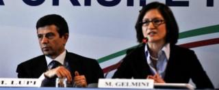 """Lupi, Gelmini: """"L'ex ministro candidato sindaco di Milano? Perché no?"""""""