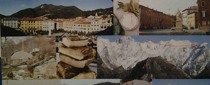 """Pd, a Massa Carrara manifesto con la piazza che si trova a Pisa. """"Un errore"""""""