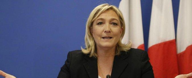 Le Pen, polemiche in Francia per sua presenza a comizio Lega con Casapound