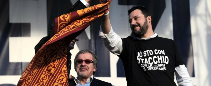"""Governo, Maroni: """"Lega-M5S? Missione impossibile"""". Salvini lo sconfessa: """"Niente è irrealizzabile"""". E torna ad aprire al Pd"""