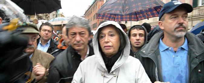 Alluvione Genova, chiesti sei anni e un mese di carcere per l'ex sindaco Marta Vincenzi