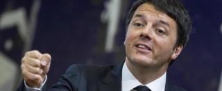 "Naufragi migranti, Renzi: ""Basta sciacalli. Procedure asilo siano gestite da team Ue"""