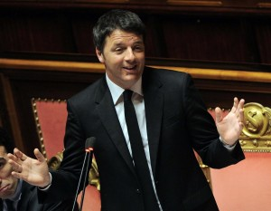 Senato - Matteo Renzi riferisce sul prossimo consiglio UE