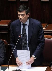 Camera dei Deputati. Maurizio Lupi riferisce in Parlamento