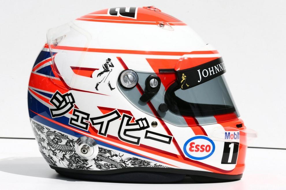 Jenson Button (GBR)