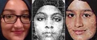 Isis, Jihadi John: 'Perseguitato da agenti'. Video di tre minori inglesi fuggite in Siria