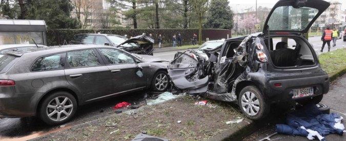 Incidente Monza, si costituisce pirata della strada che ha ucciso 15enne