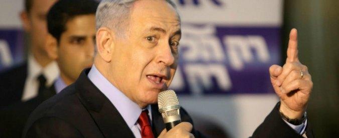 """Israele, Netanyahu: """"Se vinco le elezioni, non nascerà uno Stato palestinese"""""""