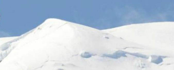 """Val di Susa, slavina sulle montagne di Cesana Torinese: """"Due morti e un ferito"""""""