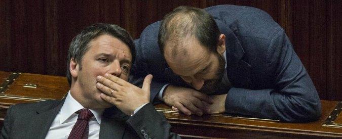 Caccia al commissario Orfini: per Renzi su Roma non ne azzecca una