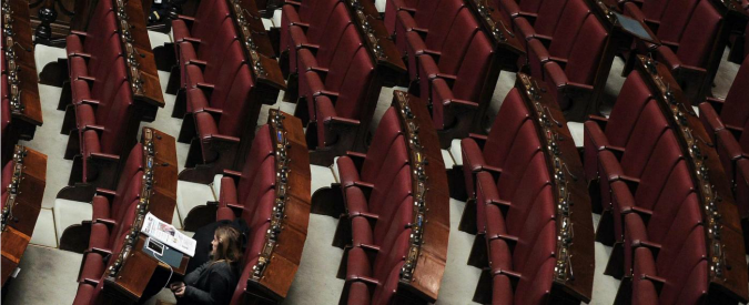 Parlamento vuoto perché inutile