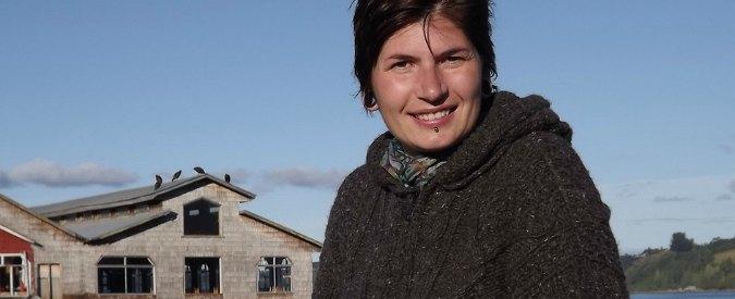 """""""In Cile faccio la freelance. Volevo vedere il mondo, e così ora vivo sull'oceano"""""""
