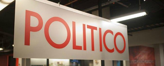 'Politico' arriva a Bruxelles: il sito Usa debutta in Europa il 21 aprile