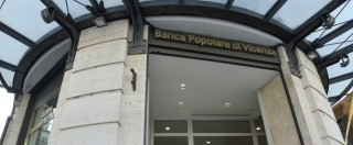 Popolare Vicenza, la trasparenza resta optional e per i soci c'è l'ultimo schiaffo: perdono quasi il 100% dell'investimento