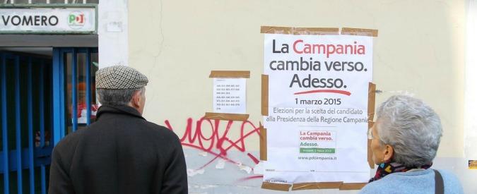 """Regionali, primarie nelle Marche e in Campania. Saviano: """"Non votate"""""""