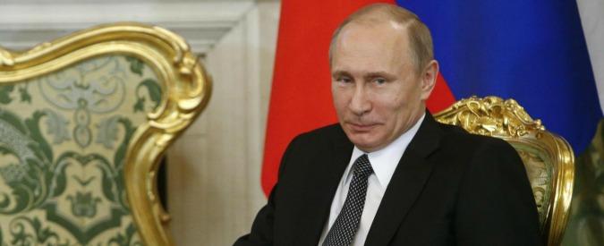"""Putin: """"Per la Crimea eravamo pronti a mobilitare le nostre forze nucleari"""""""