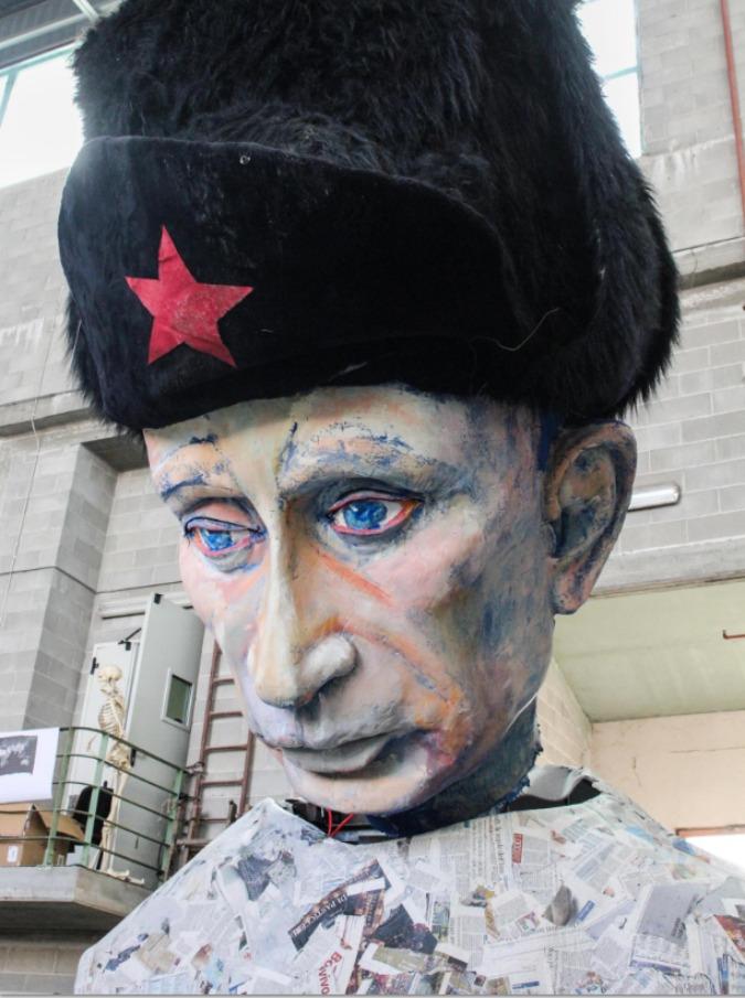 """""""Il figlio segreto di Vladimir Putin"""": un racconto (pseudo satirico) di Andrea 'Tabagista' Frau"""