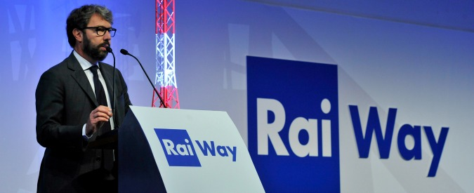 Rai Way, in nessuna parte d'Europa i produttori di contenuti possiedono le reti