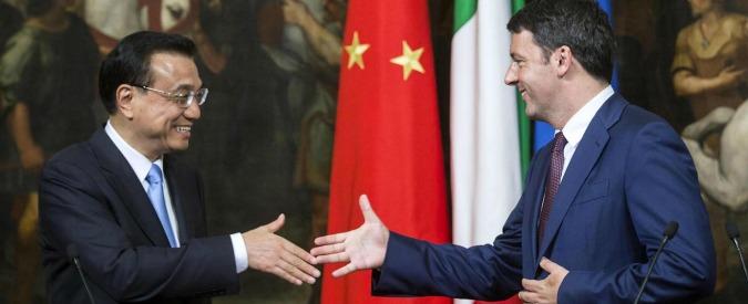 Renzi si allea con Pechino e Roma cofonderà l'anti Banca mondiale