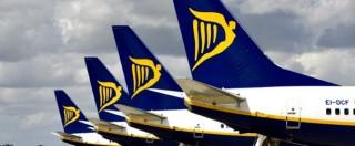 Trasporti aerei, venerdì sciopero dei dipendenti di Ryanair, Alitalia, Vueling ed Enav. Già diversi voli cancellati