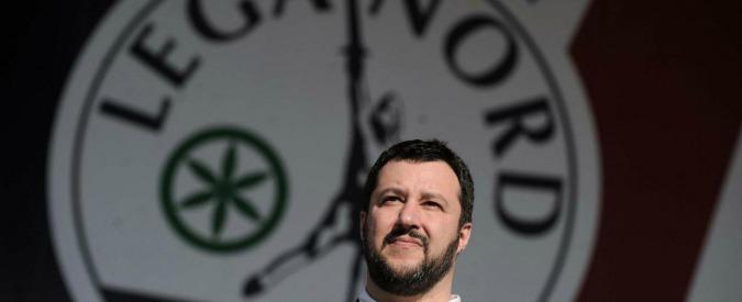Salvini santo, Salvini 'fascista'. Tertium non datur