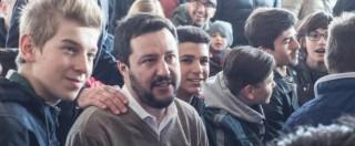 """Lega Nord, Salvini: """"Se un bambino cresce con genitore gay parte con handicap"""""""