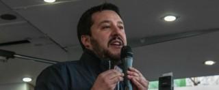 """Salvini contestato attacca Alfano, che replica: """"Per sua sicurezza 8mila agenti"""""""