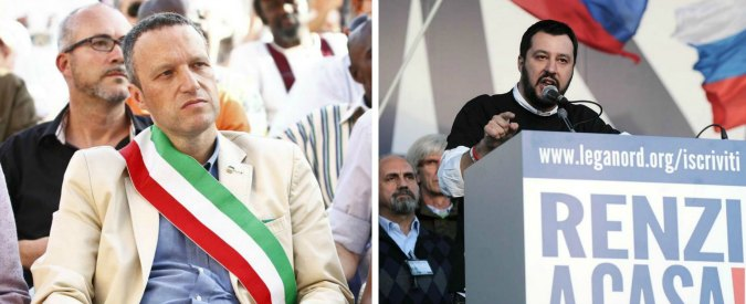 """Lega Nord, Salvini: """"Berlusconi non può essere leader"""". E Tosi si candida in Veneto"""