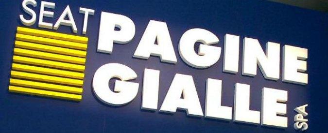 Seat Pagine Gialle non rinnova contratto col call center: a rischio 450 dipendenti