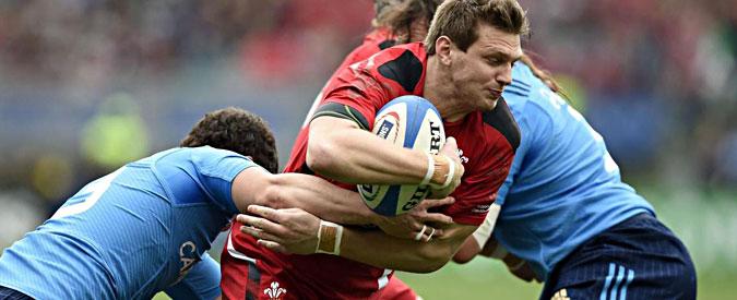 Sei nazioni Rugby 2015: Italia evita cucchiaio di legno, ma è una disfatta