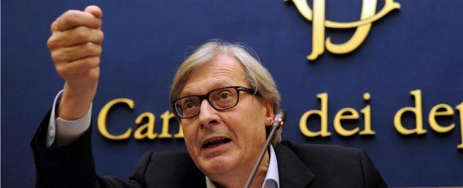 """Vittorio Sgarbi, Cassazione conferma: 60mila euro ai pm definiti """"assassini"""""""