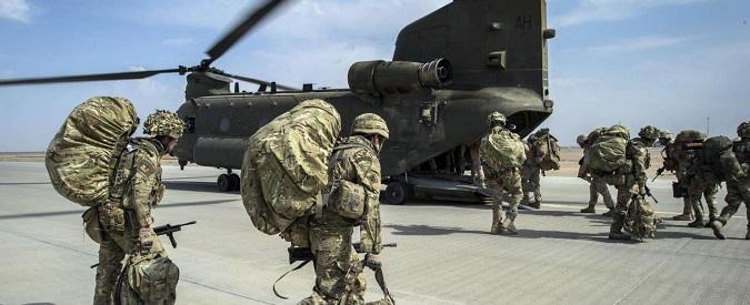 Usa: dove mettere tutti i soldati? Cominciamo da Kiev